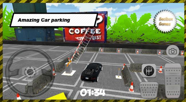 Extreme Luxury Parking screenshot 1