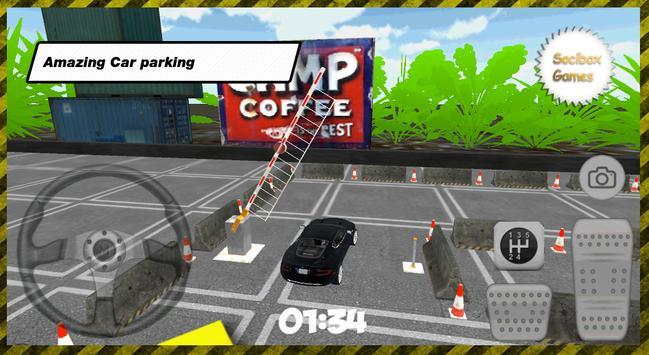 Extreme Luxury Parking screenshot 5