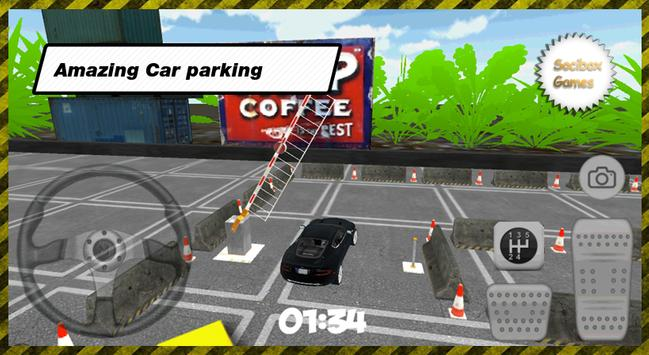 Extreme Luxury Parking screenshot 9