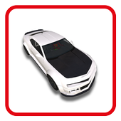 Real Muscle Car Parking icon
