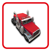 Real Western Truck Parking icon