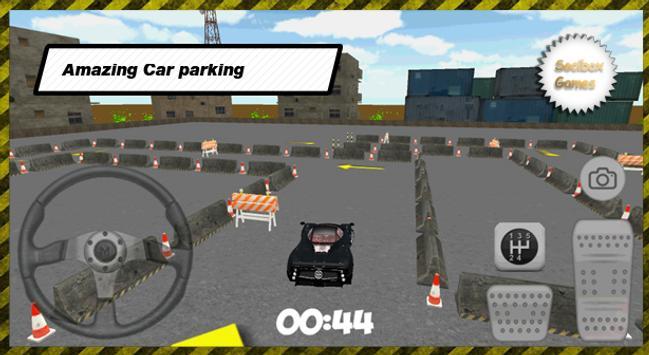 Military Perfect Parking screenshot 15