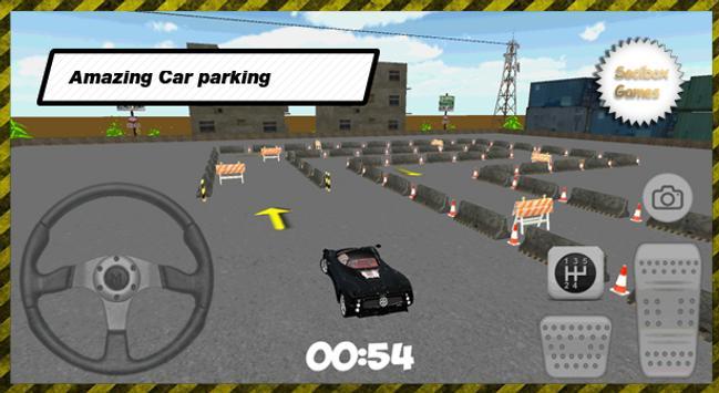 Military Perfect Parking screenshot 12