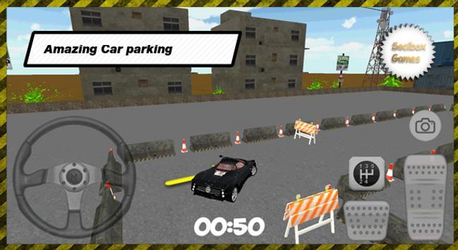 Military Perfect Parking screenshot 13