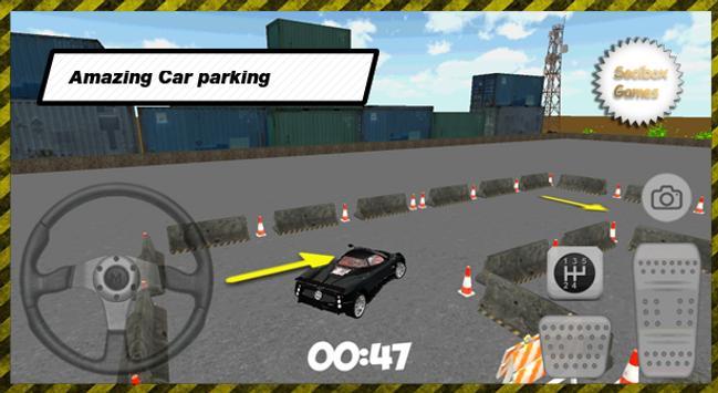 Military Perfect Parking screenshot 2