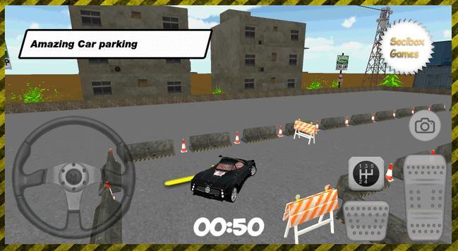 Military Perfect Parking screenshot 5