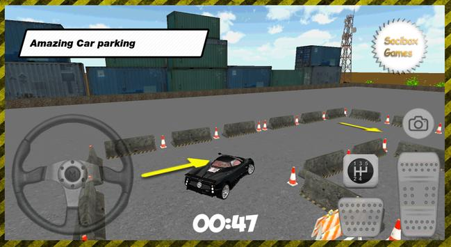Military Perfect Parking screenshot 6