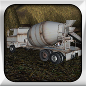 Cement Truck Off-Road Racing 2018 icon