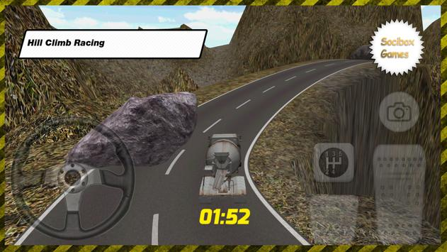 Cement Truck Off-Road Racing 2018 screenshot 13