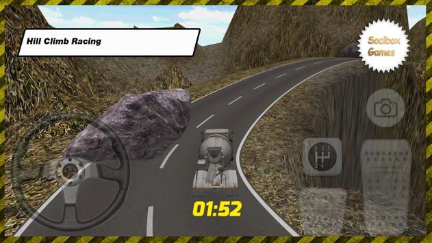 Cement Truck Off-Road Racing 2018 screenshot 5