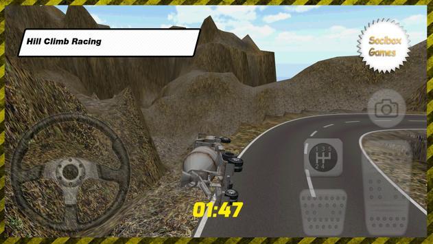 Cement Truck Off-Road Racing 2018 screenshot 7