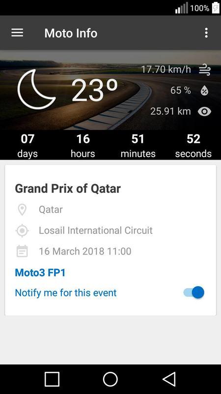 Moto Info GP APK Download - Free Sports APP for Android | APKPure.com