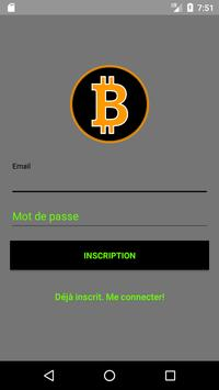 Bitcoin Pocket screenshot 1