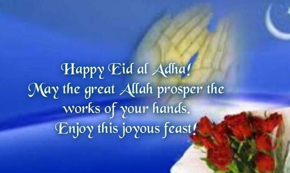 Eid al adha greeting messages apk download free social app for eid al adha greeting messages poster m4hsunfo Gallery
