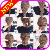 New Hairstyles and trends with Tutorial icon