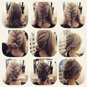 New Hairstyles and trends with Tutorial screenshot 16