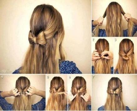 New Hairstyles and trends with Tutorial screenshot 20