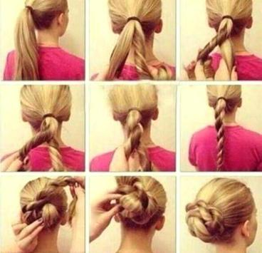 New Hairstyles and trends with Tutorial screenshot 22