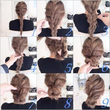 New Hairstyles and trends with Tutorial screenshot 23