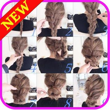 New Hairstyles and trends with Tutorial screenshot 2