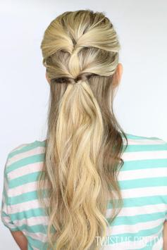 New Hairstyles and trends with Tutorial screenshot 31