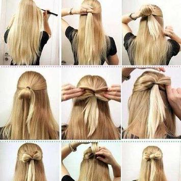 New Hairstyles and trends with Tutorial screenshot 7