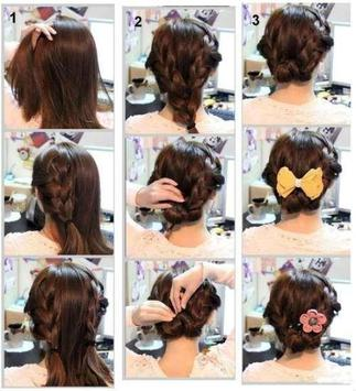New Hairstyles and trends with Tutorial screenshot 4