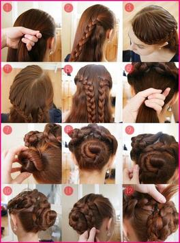 New Hairstyles and trends with Tutorial screenshot 5