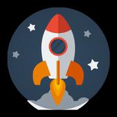 Rocket Crash! icon