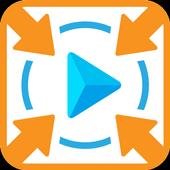 Videos & Movies Compressor icon