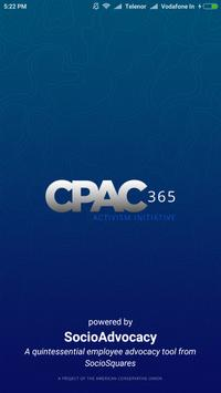 CPAC 365 poster