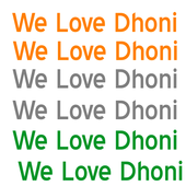 Dhonism - We Love MS Dhoni icon