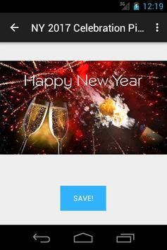 Happy New Year 2017- Pics, SMS screenshot 1