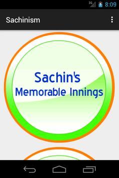 Sachinism - We Love Sachin screenshot 1