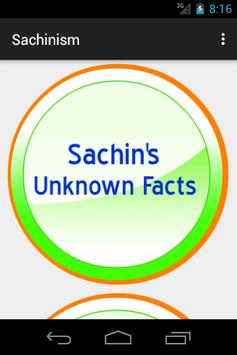 Sachinism - We Love Sachin apk screenshot