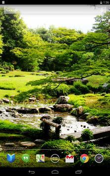 Japanese Gardens Wallpaper apk screenshot