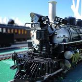 Model Trains Live Wallpaper icon