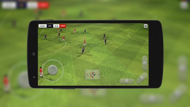 Tips Dream League Soccer 17 apk screenshot