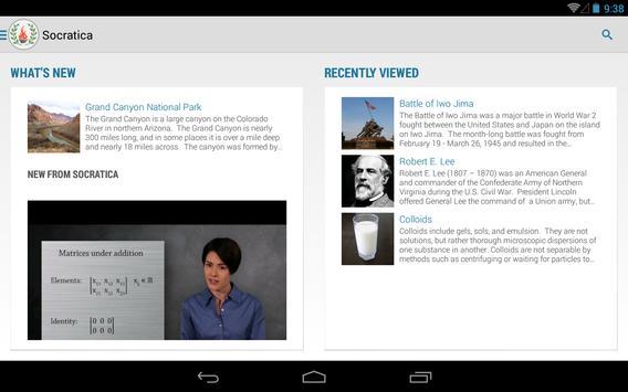 Socratica apk download free education app for android apkpure socratica apk screenshot urtaz Image collections