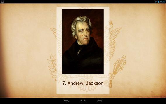 U.S. Presidents screenshot 13