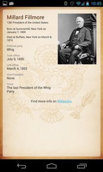 U.S. Presidents screenshot 1