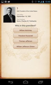 U.S. Presidents screenshot 2