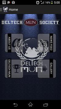 DelTech MUN apk screenshot