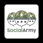 Social Army icon