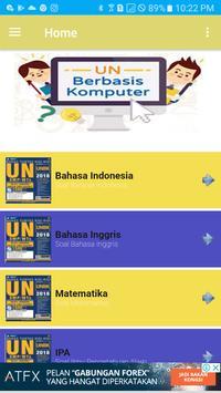 Kunci Rahasia Soal UN SMP 2018 UNBK & UNKP + USBN poster