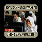 Soal dan Kunci Jawaban UNBK SMA 2018 icon
