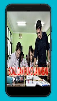 Soal dan Kunci Jawaban UNBK SMA 2018 poster