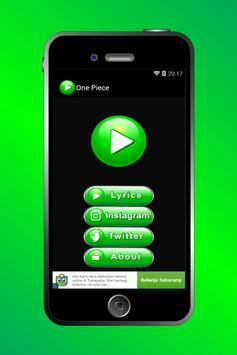 Ost.One Piecee Mp3 apk screenshot