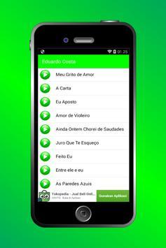Eduardo Costa Musica screenshot 2