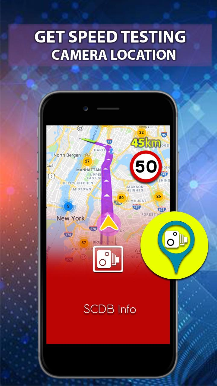 Speed Camera Detector: Speed Limit Alerts for Android - APK Download